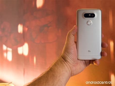 Lg G5 Review Great Cameras Attached To A Modular Mess