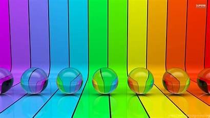 Rainbow Cool Resolution Colorful Wallpapers Desktop Popular