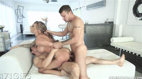 Spunky Student Stepbrother Foursome