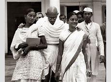 Spirited Bengali women tore into Mahatma Gandhi on eve