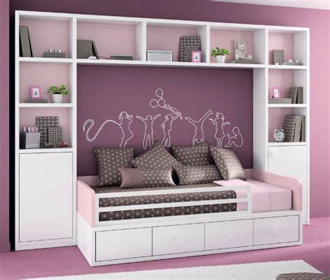 armoire pour chambre fille oltre 1000 idee su lit pont su pont de lit