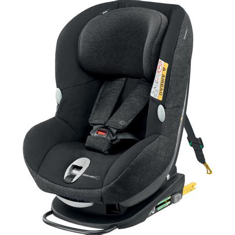 siege auto 0 siège auto milofix nomad black groupe 0 1 de bebe