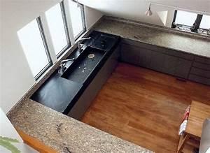 Arbeitsplatten Für Küche : passende arbeitsplatten f r die k che aus naturstein materialien ~ Sanjose-hotels-ca.com Haus und Dekorationen