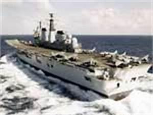 Invincible Class Light Aircraft Carrier | Military-Today.com