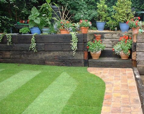 pictures of landscaped gardens landscaping lamb s lawn service