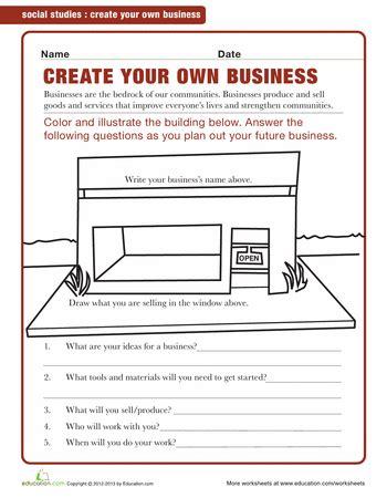 starting a business for kids classroom ideas business
