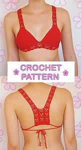 61 Best Crochet Bra Images On Pinterest