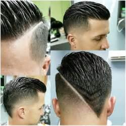 V-shaped Neckline Haircut