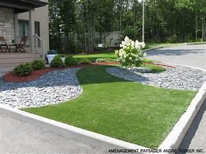 galets de jardin en vrac idees de design maison et idees With ordinary idee allee de maison 11 creer le plus beau jardin avec le gravier pour allee