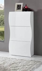 Meuble Blanc Laqué Ikea : commode laque blanc ikea ~ Premium-room.com Idées de Décoration