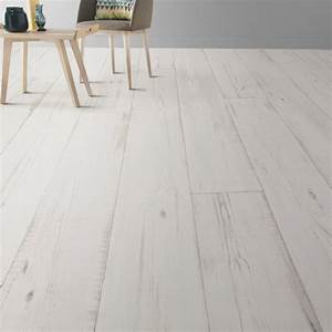 Sol PVC Keywest Blanc ARTENS Textile L4 M Leroy Merlin