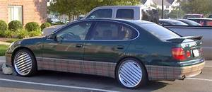 UGLIEST rims you've seen on a GS - Page 3 - ClubLexus