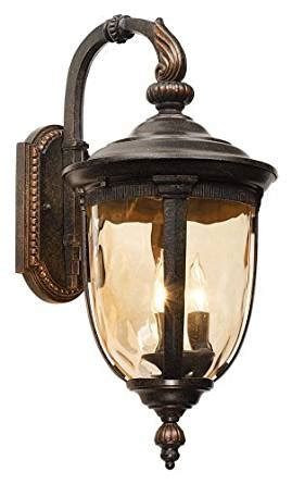 bellagio collection 20 1 2 quot high outdoor wall light wall