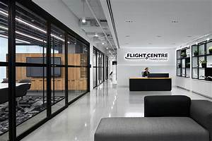 A Look Inside Flight Centre's New Vancouver Office ...