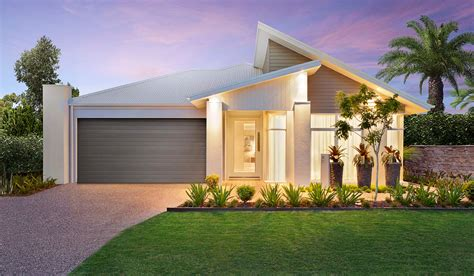 Home Builders Queensland  The Montego  Mcdonald Jones Homes