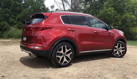 Review Kia Sportage by 2016 Kia Sportage Platinum Petrol Review Caradvice