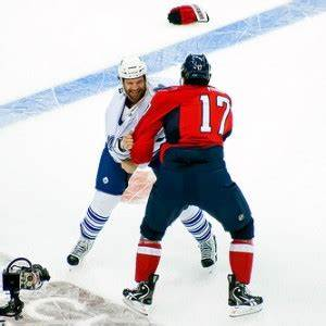 Consistency At ... Colton Orr Quotes