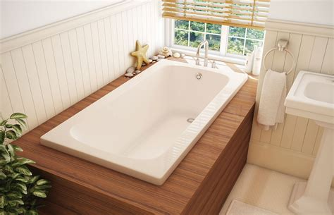 who makes mirabelle bathtubs cs 32 alcove or drop in bathtub pearl for the home