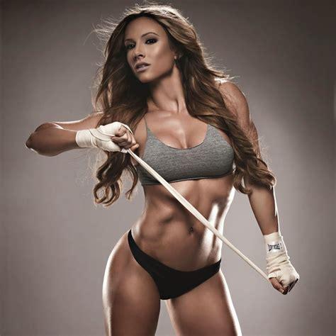 Paige Hathaway - Sexy Fitness Model - Women Bodybuilder
