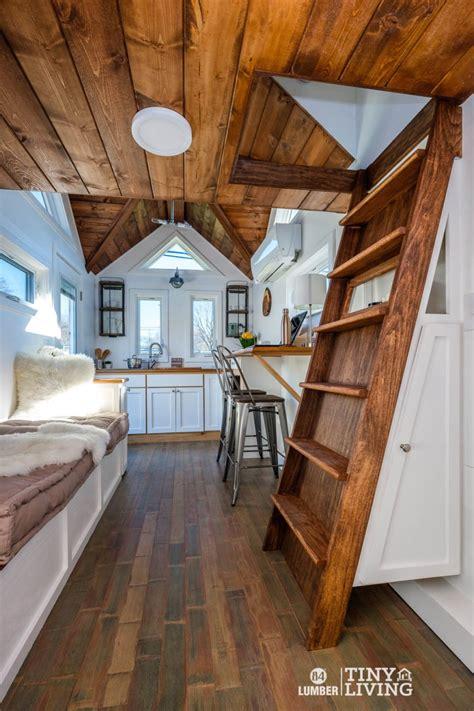 tiny house interiors 84 lumber tiny living display model tiny house