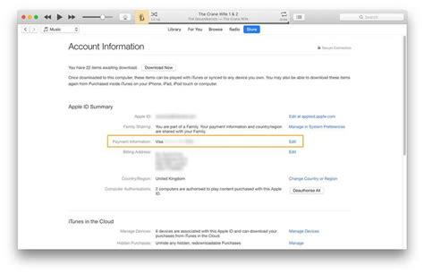 How To Change Apple Id Payment Information On Iphone, Ipad
