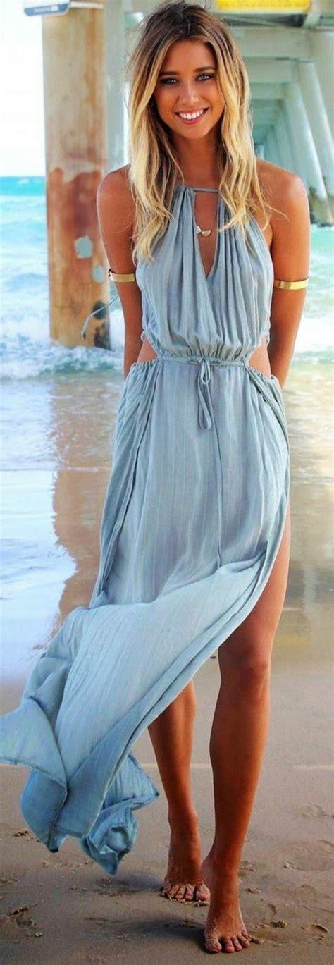la robe longue dete  belles variantes