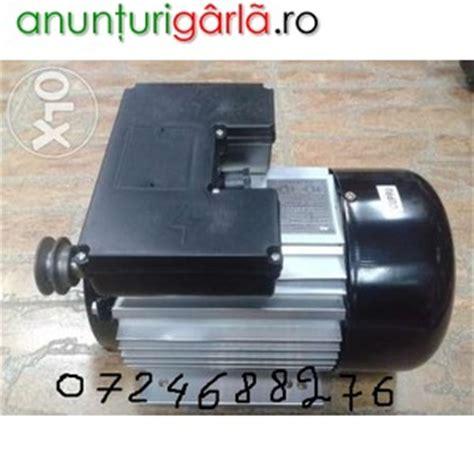 Vand Motor Electric Monofazat by Motor Electric Monofazat 4kw Bobinaj Cupru Urgent