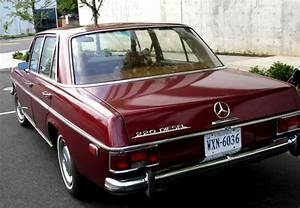 Find Used 1969 Mercedes Benz 220 Diesel In Falls Church