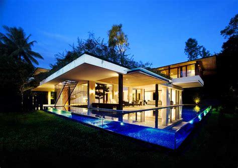 tangga house singapore home guz architects architect