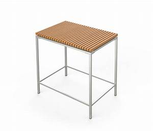 Outdoor kitchen table bar tables by viteo architonic for Outdoor kitchen table