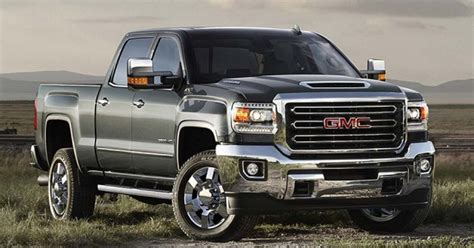 2019 Gmc Sierra 25003500 Hd Specs And Design  New Truck