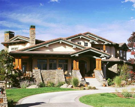 stunning mountain home plan kn architectural designs house plans