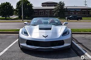 Corvette C7 Cabriolet : chevrolet corvette c7 grand sport convertible 16 september 2017 autogespot ~ Medecine-chirurgie-esthetiques.com Avis de Voitures