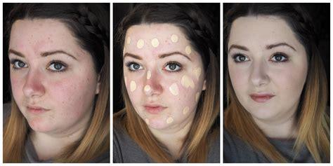 makeup brush 4 in 1 vichy dermablend foundation review hannatalks