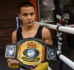 Champion Boxer From Palatine Looking To Go Pro