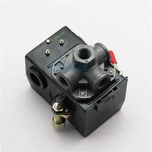 Pressure Switch Control Valve Air Compressor 135