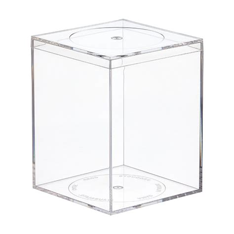 clear amac boxes clear flush lid amac boxes the container store