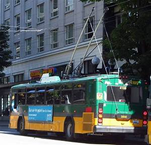 King County Metro 2001 Gillig Phantom Trolley 4199