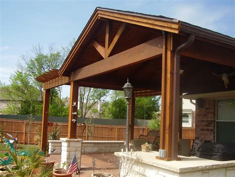 wood patio covers pictures free standing wood patio covers
