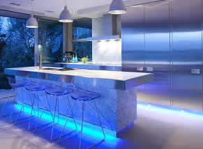 lighting in the kitchen ideas top 3 led lighting ideas for the home going green is in style