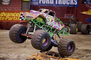 monster truck show grand rapids mi lil miss dangerous stunned over monster jam award mlive com