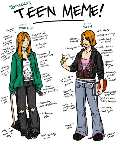 Teenagers Meme - teen meme by tomecko on deviantart