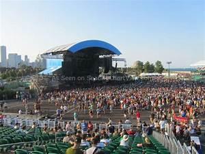 Long Beach Arena Seating View Huntington Bank Pavilion At