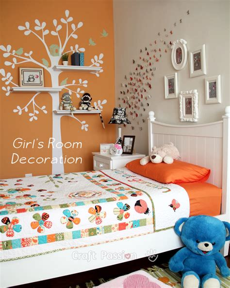 girls bedroom decoration ideas home decor craft passion