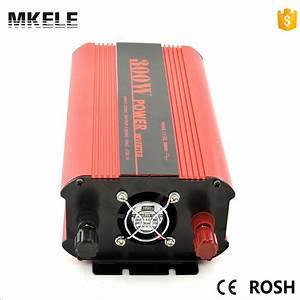 Mkp300 122 Power Inverter Dc 12v Ac 220v 300w Power