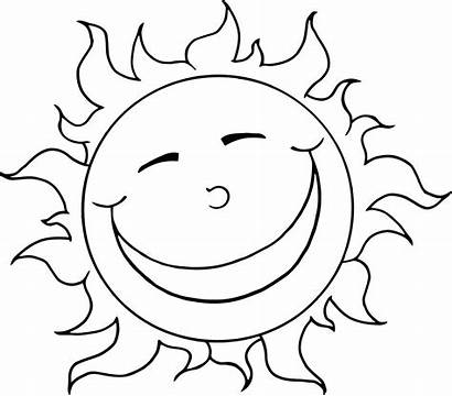 Sun Coloring Pages Printable