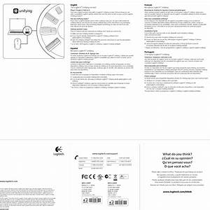 Logitech Far East Cu0012 2 4ghz Usb Transceiver User Manual