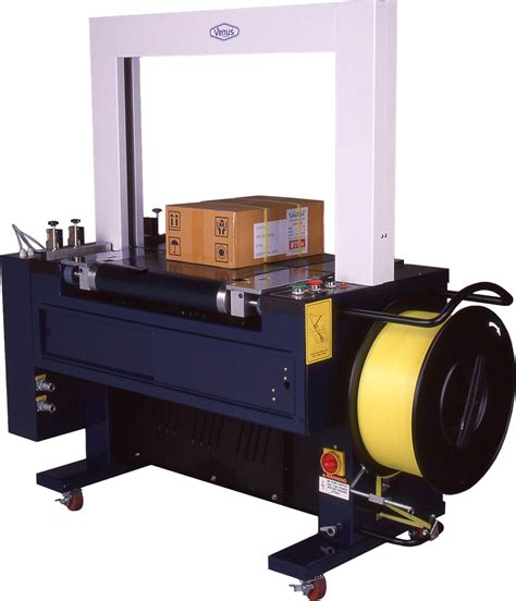 strapping machines pallet strapper venus packaging