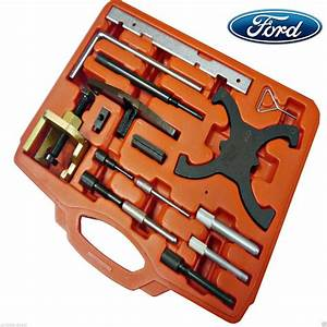 Ford Master Engine Timing Tool Kit Fiesta Focus Mondeo