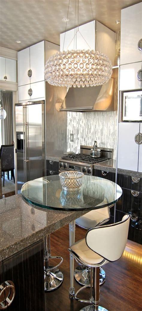 beautiful glam kitchen design ideas   digsdigs